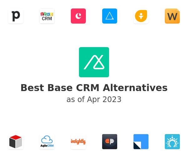 Best Base CRM Alternatives