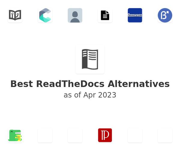 Best ReadTheDocs Alternatives