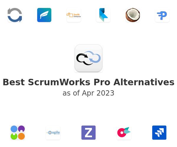 Best ScrumWorks Pro Alternatives