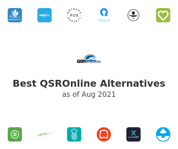 Best QSROnline Alternatives