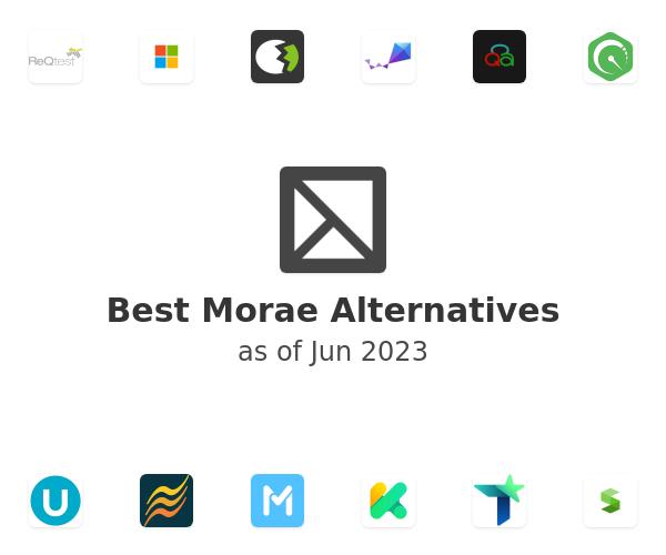 Best Morae Alternatives