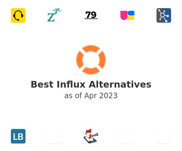Best Influx Alternatives