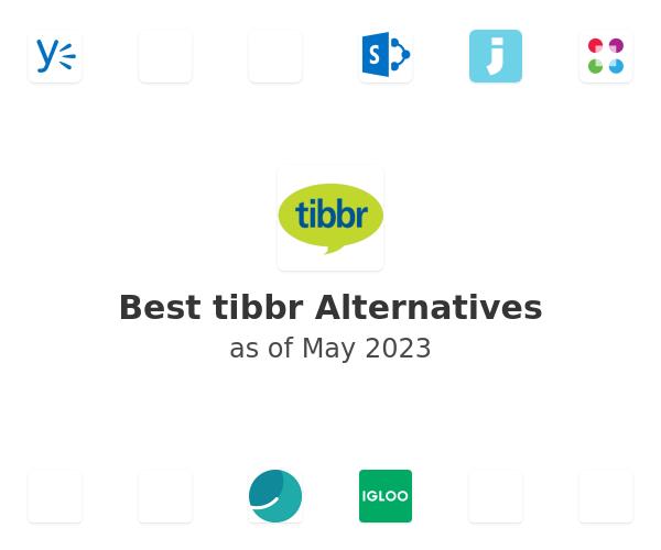 Best tibbr Alternatives