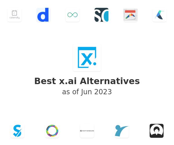 Best x.ai Alternatives