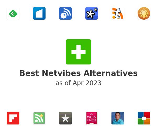 Best Netvibes Alternatives