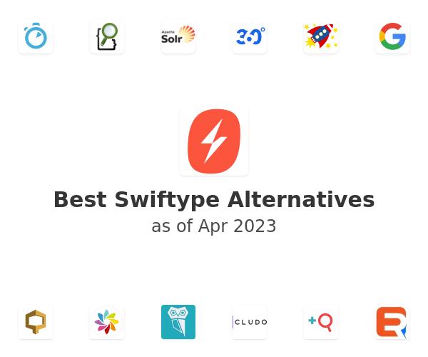 Best Swiftype Alternatives