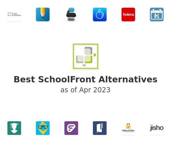 Best SchoolFront Alternatives