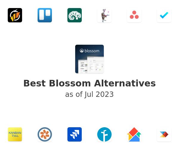 Best Blossom Alternatives