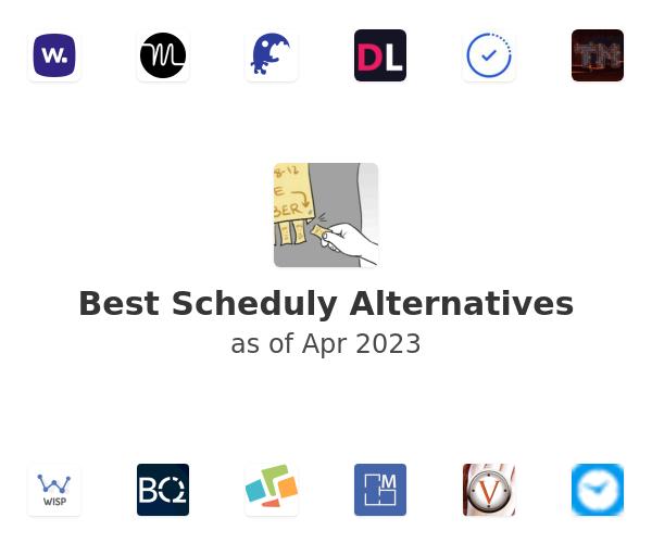 Best Scheduly Alternatives