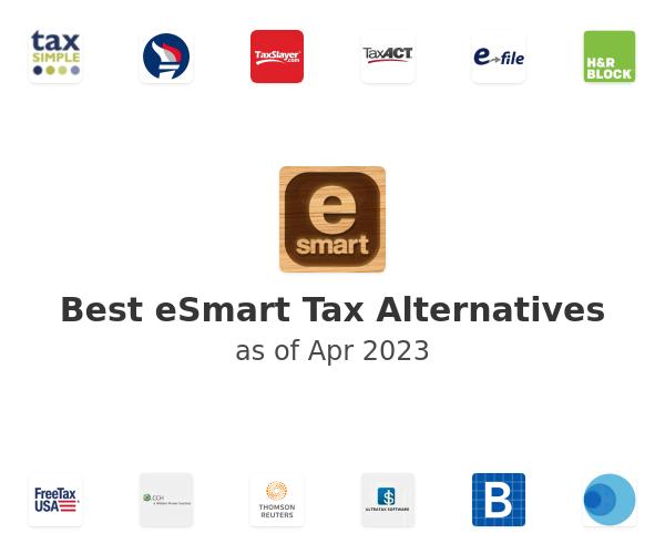 Best eSmart Tax Alternatives
