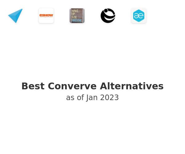 Best Converve Alternatives