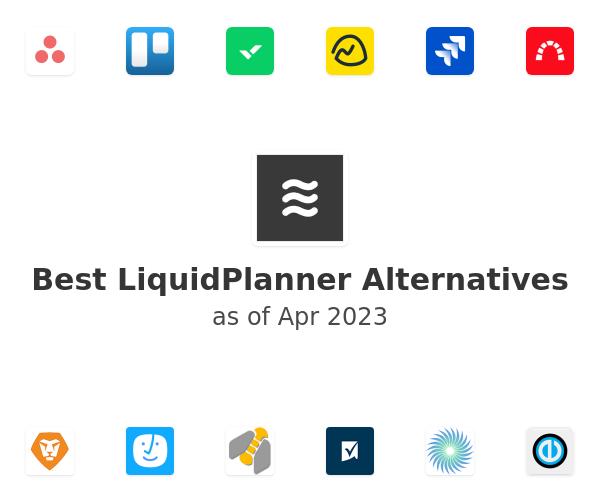 Best LiquidPlanner Alternatives
