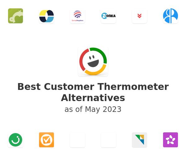 Best Customer Thermometer Alternatives