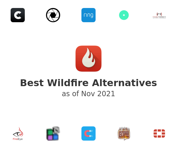 Best Wildfire Alternatives
