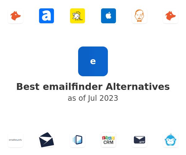 Best emailfinder Alternatives