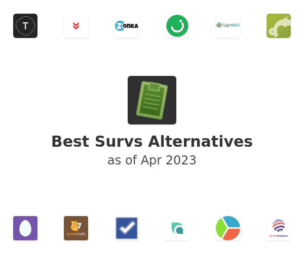 Best Survs Alternatives