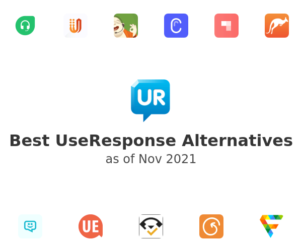 Best UseResponse Alternatives