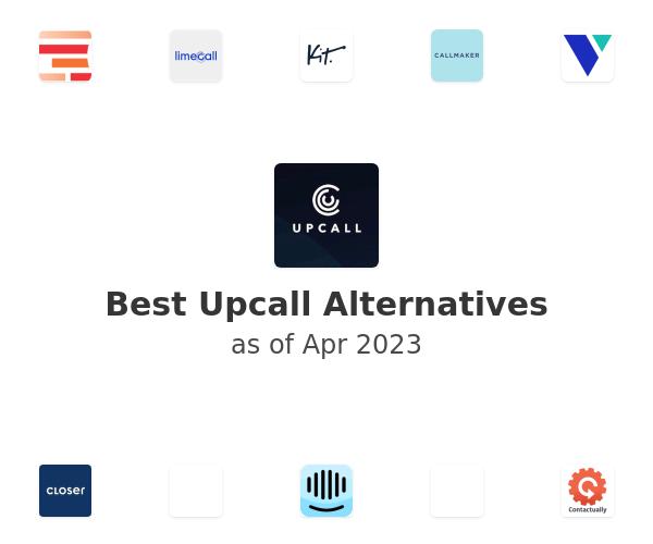 Best Upcall Alternatives