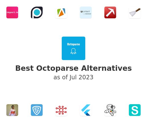 Best Octoparse Alternatives