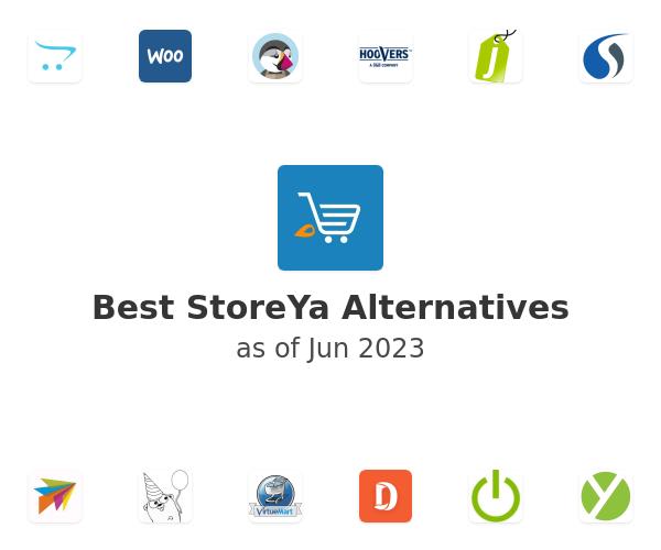 Best StoreYa Alternatives