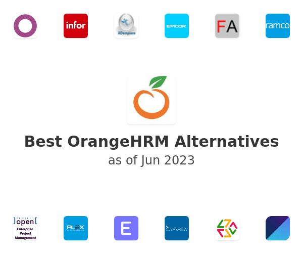 Best OrangeHRM Alternatives