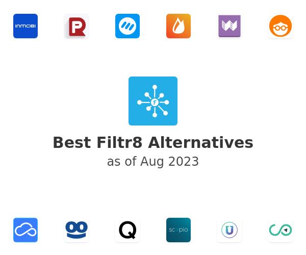 Best Filtr8 Alternatives