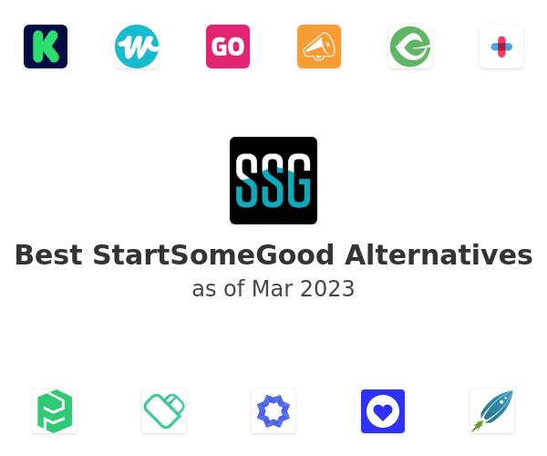 Best StartSomeGood Alternatives