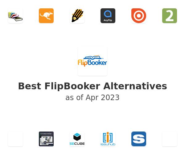 Best FlipBooker Alternatives