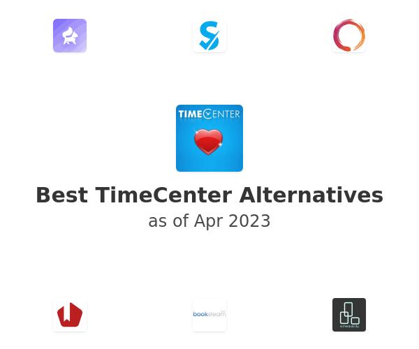 Best TimeCenter Alternatives