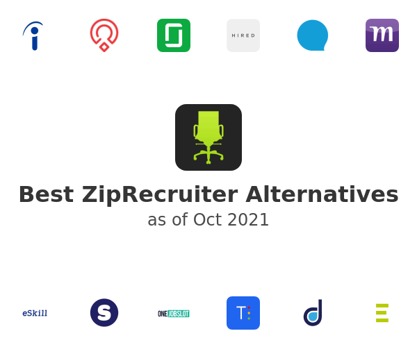 Best ZipRecruiter Alternatives