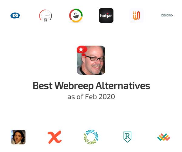 Best Webreep Alternatives