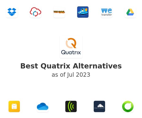 Best Quatrix Alternatives