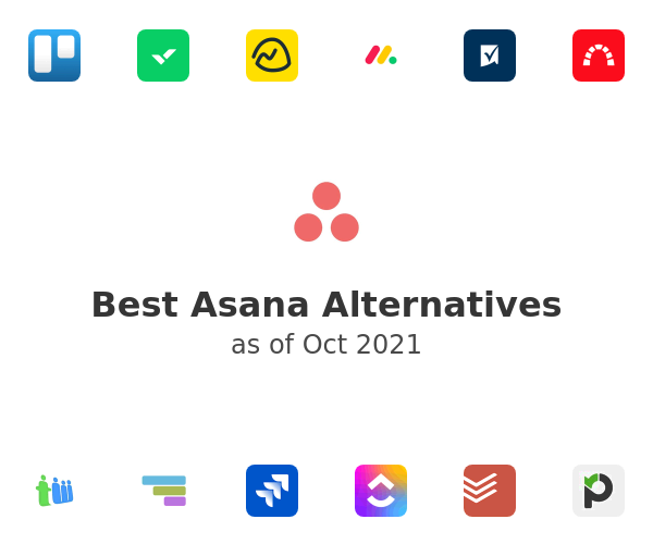 Best Asana Alternatives