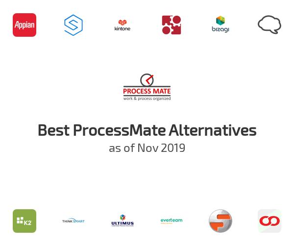Best ProcessMate Alternatives