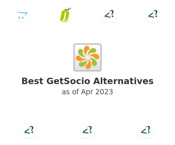 Best GetSocio Alternatives