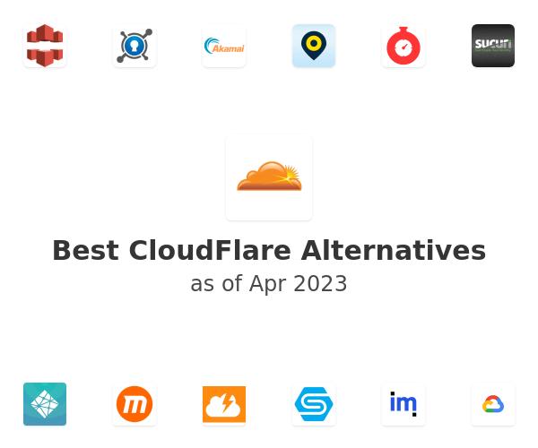 Best CloudFlare Alternatives