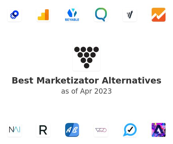 Best Marketizator Alternatives