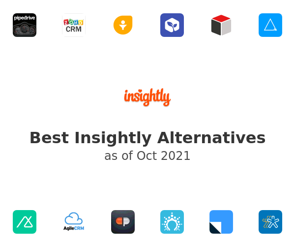 Best Insightly Alternatives