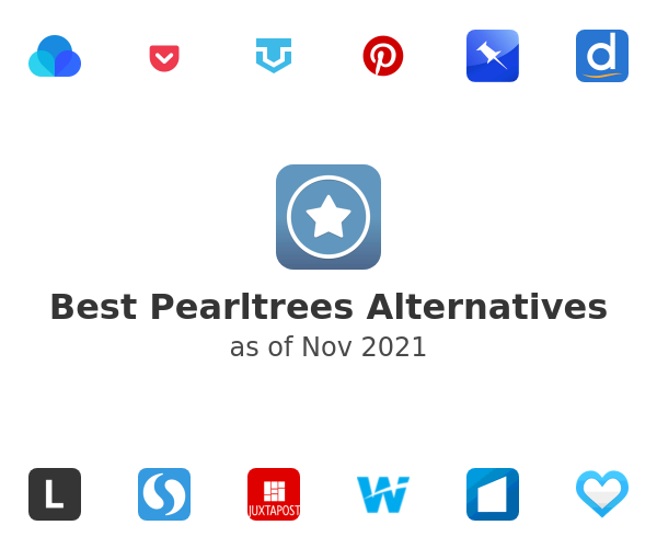 Best Pearltrees Alternatives
