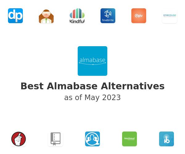 Best Almabase Alternatives