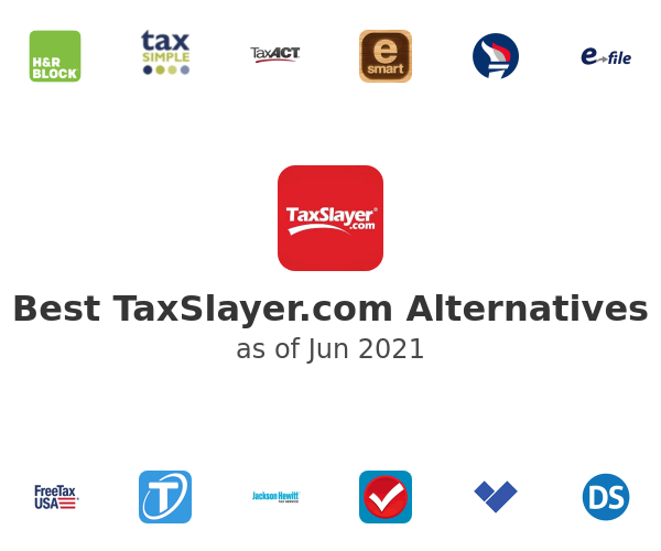 Best TaxSlayer.com Alternatives