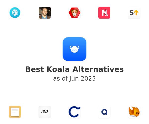 Best Koala Alternatives