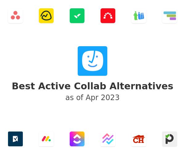 Best Active Collab Alternatives