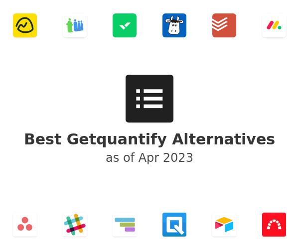 Best Getquantify Alternatives