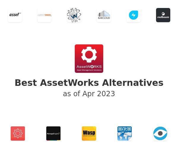 Best AssetWorks Alternatives