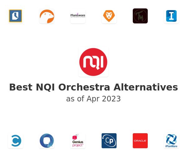 Best NQI Orchestra Alternatives