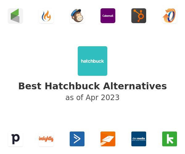 Best Hatchbuck Alternatives