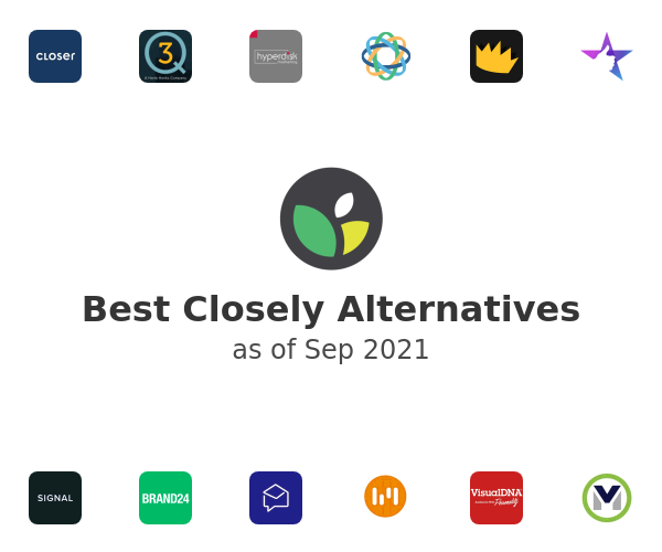 Best Closely Alternatives