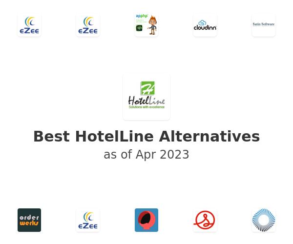 Best HotelLine Alternatives