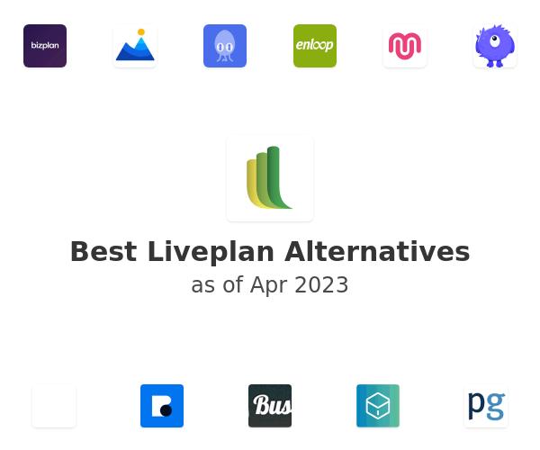 Best Liveplan Alternatives